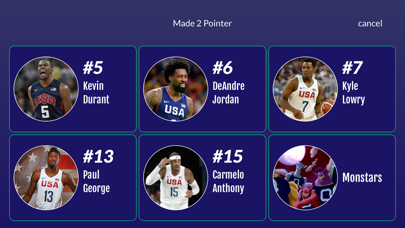 Screenshot #2 pour Easy Stats for Basketball