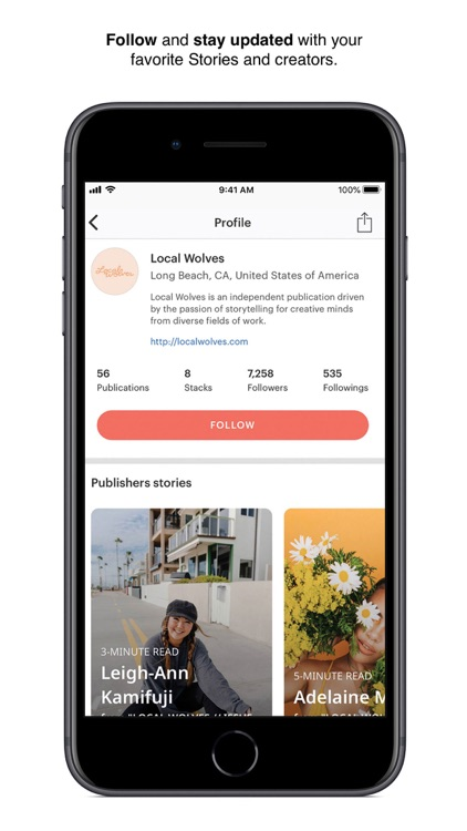 Issuu - Discover Stories