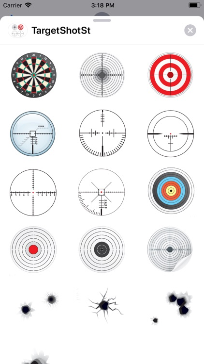 TargetShotSt