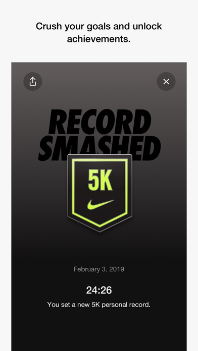Nike Run Club App Reviews - User Reviews of Nike Run Club