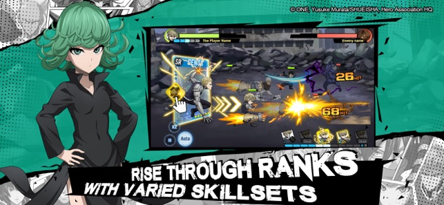 How to hack One-Punch Man: Road to Hero for ios free