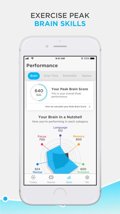 Peak - Brain Training screenshot-5