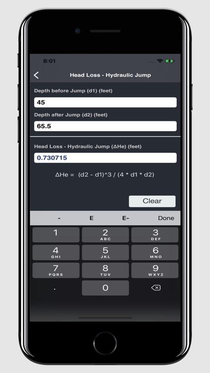 Waterworks Calculations screenshot-4
