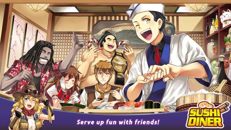 Sushi Diner – Fun Cooking Game screenshot-3