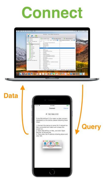 SQLiteFlow - SQLite Editor screenshot-7