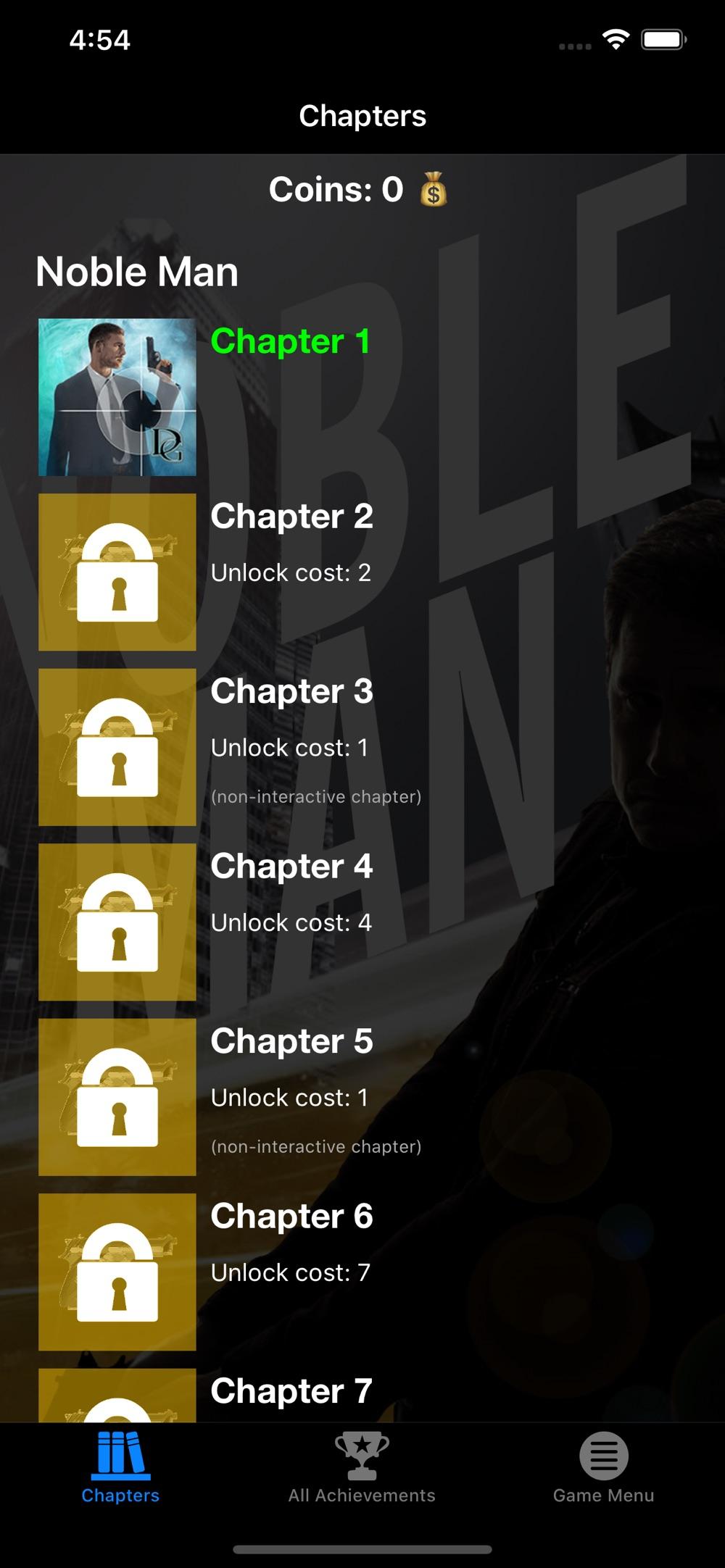 Noble Man hack tool