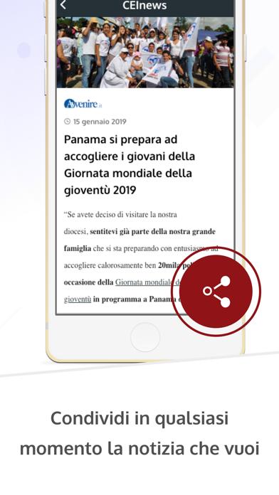App CEI screenshot two