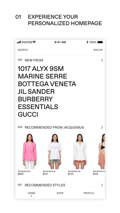 SSENSE: Shop Designer Fashion screenshot-0