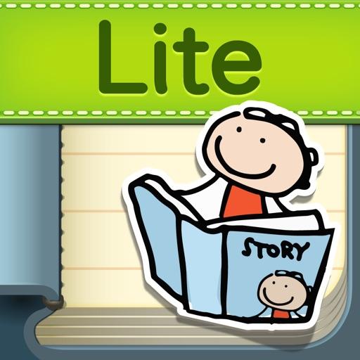 Kid in Story Book Maker Lite