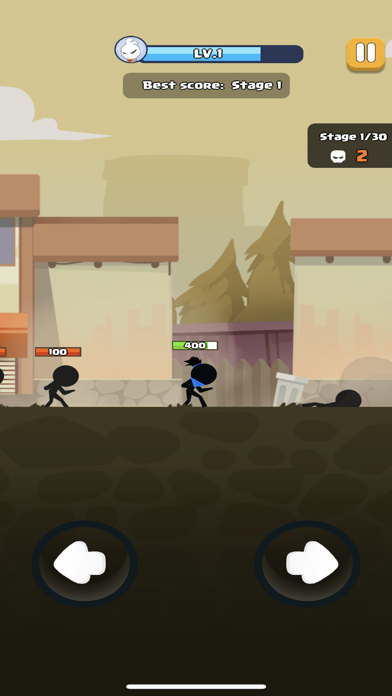 Super Stick Fight Man screenshot 5