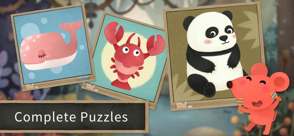 Dodoo's Gallery: Kids Puzzles hack tool