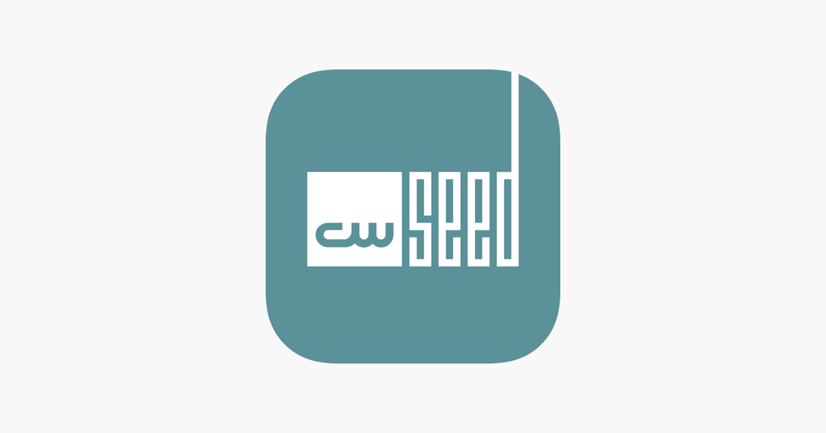 CW Seed on the App Store