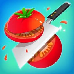 厨房模拟器-疯狂大厨天天切菜