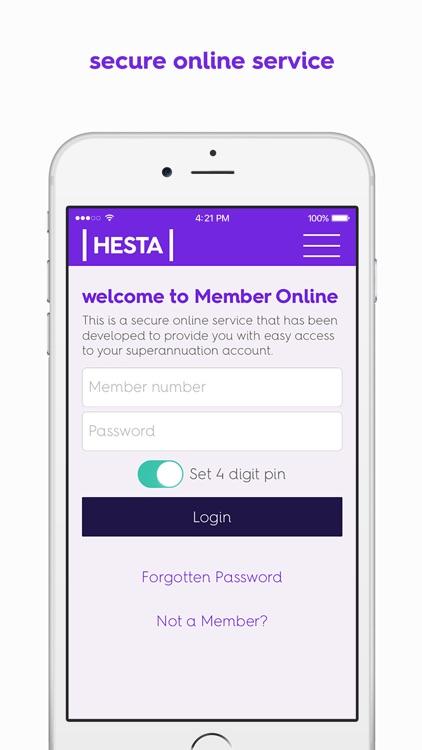 HESTA Mobile