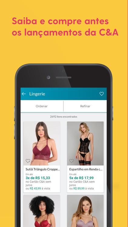 C&A Loja Online: Roupas e Moda screenshot-6