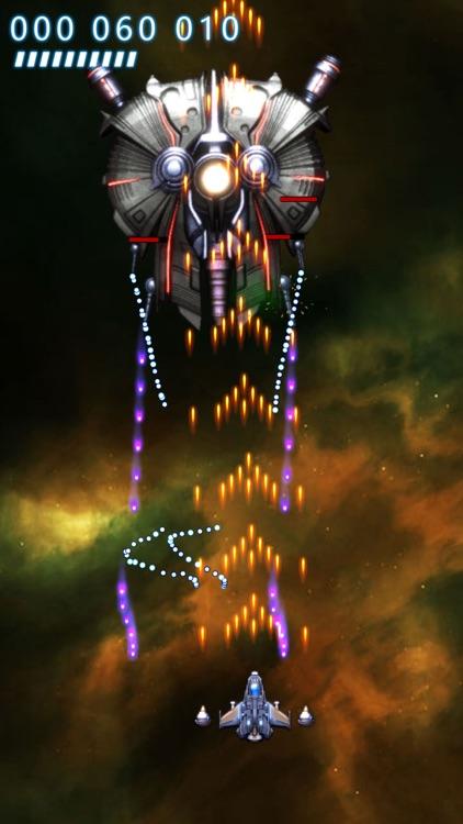 Galaxy Thunder: Space Invasion screenshot-4