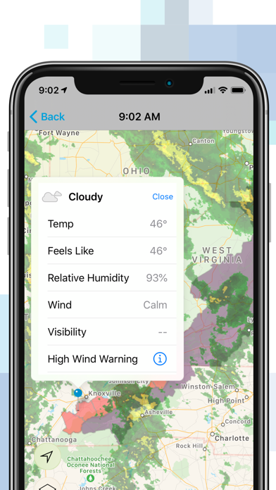 messages.download WeatherSentry software