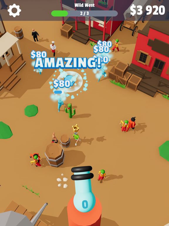 Crowd Bomber screenshot 5