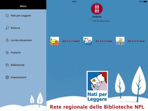 Nati per Leggere - Umbria - náhled