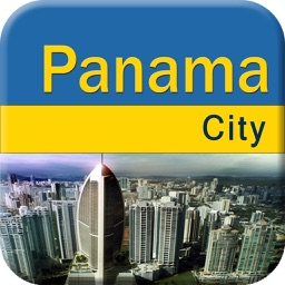 Panama Offline Map Guide