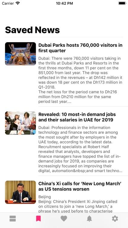 UAE News - اخبار الامارات screenshot-5