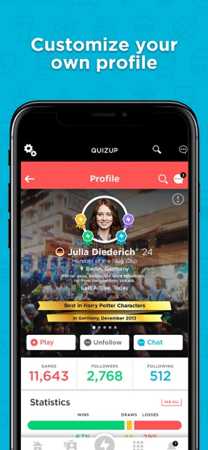 QuizUp™ on the App Store