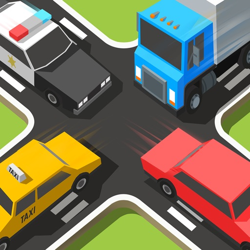 Traffic Rush 3D icon