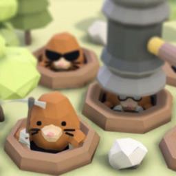 Whack-A-Mole 3D