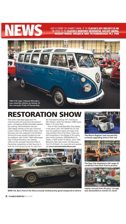 Classics Monthly Magazine screenshot-7