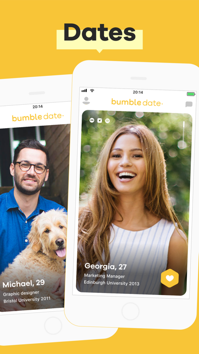 download Bumble - Meet New People apps 7