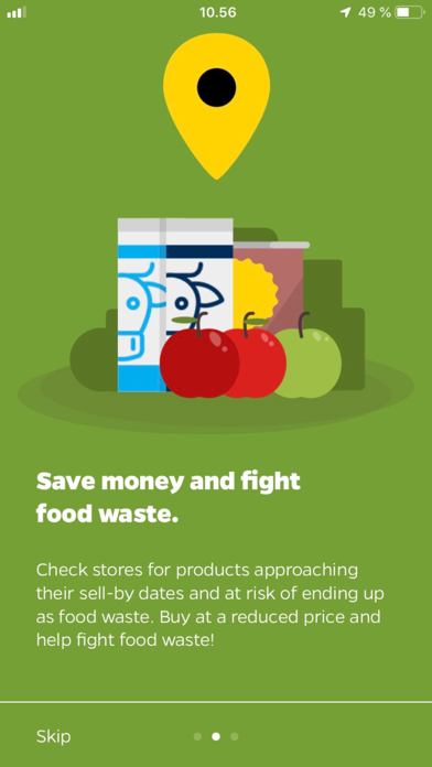 Food Waste Fighter screenshot one