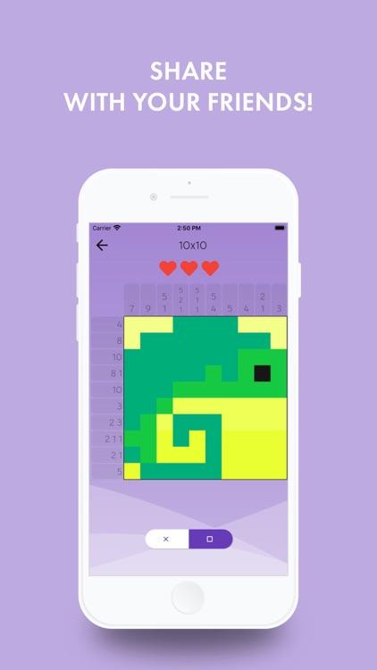 Nonograms: logic puzzles screenshot-5
