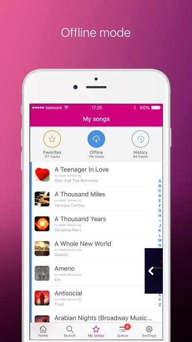 KaraFun - Karaoke & Singing Screenshot