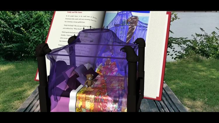 Des Dreams AR Book v.1 screenshot-7
