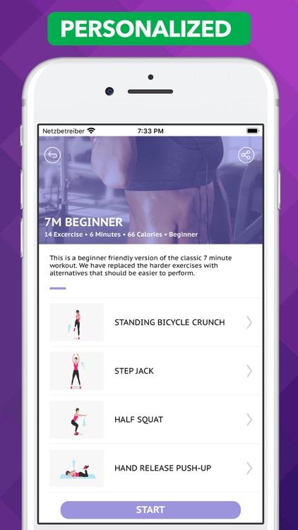 Home Workout Timer for Women screenshot-3