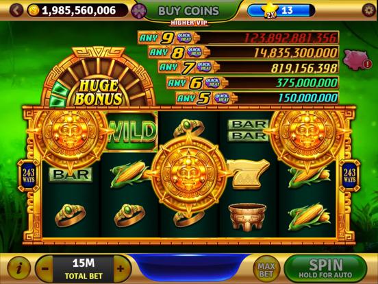 Billion Cash Slots-Casino Game screenshot 8
