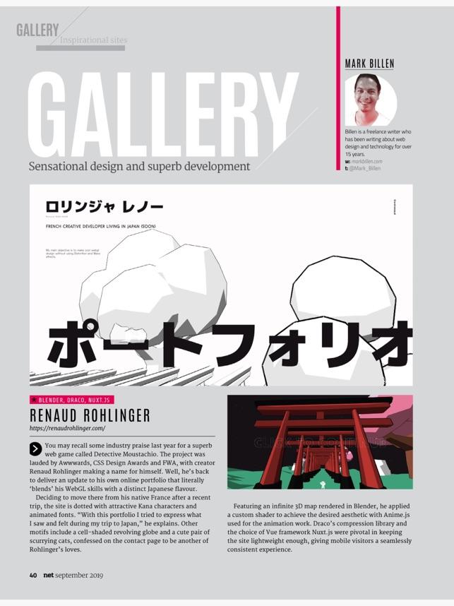 net magazine en App Store