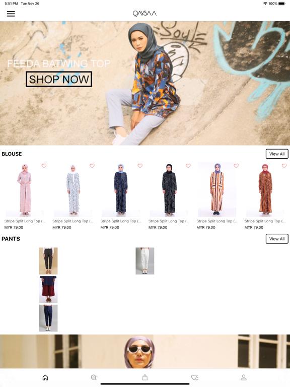 QAYSAA - Modest Fashion screenshot 8