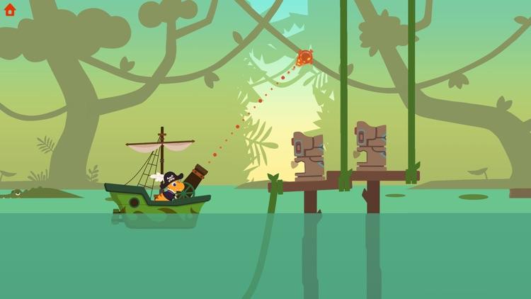 Dinosaur Pirates - Kids Games screenshot-6