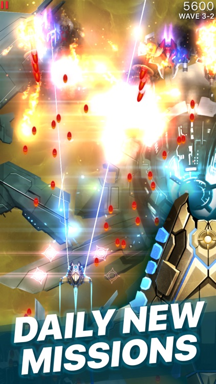 Phoenix 2 — Space Shooter screenshot-3