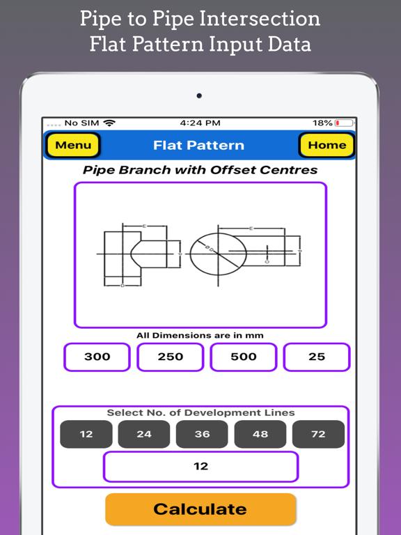 Flat Pattern Pro screenshot 13