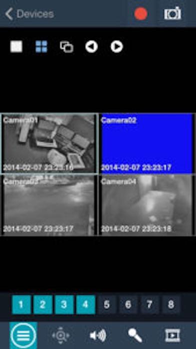 MobileFocus by EverFocus screenshot three