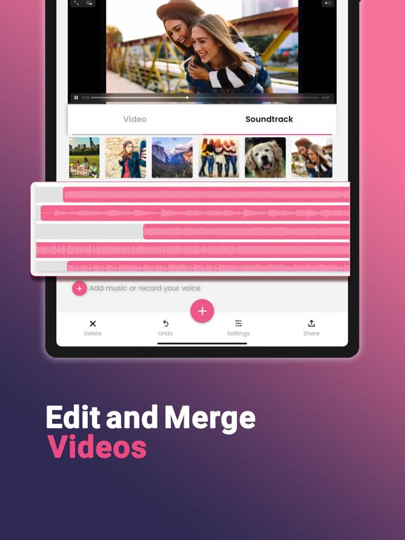 MixMuVi - Video Maker & Music screenshot 9