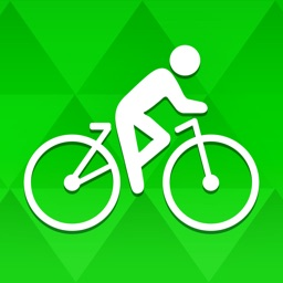 Bicycle ride tracker: bike map