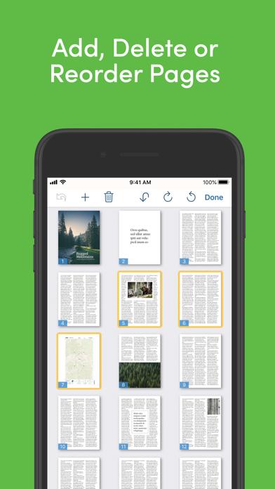 PDFpen 6 - Modification PDF