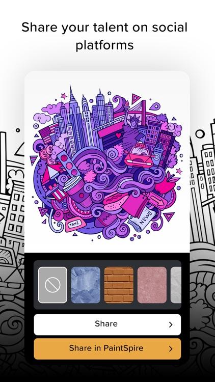 Art Game – PaintFun screenshot-3