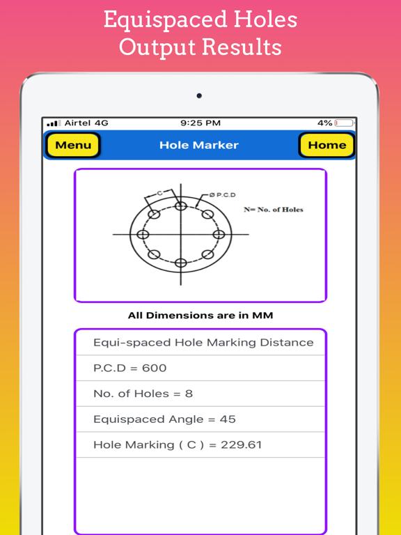 Flange Hole Marker Pro screenshot 14