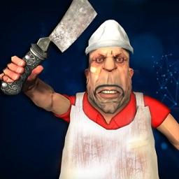 Scary Mr Butcher Horror Escape