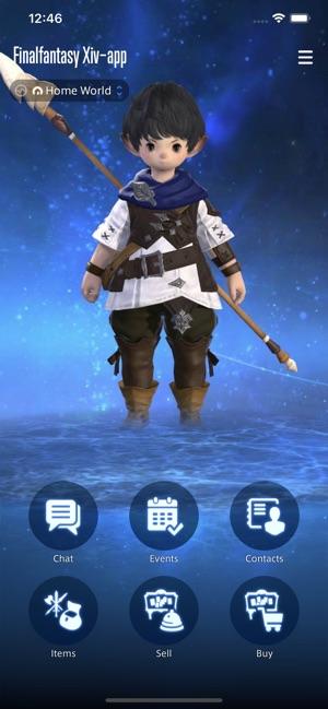 FINAL FANTASY XIV Companion on the App Store