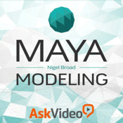 Modeling Course For Maya app review